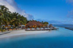 Ultimate luxury at the Kurumba Beach Resort in the Maldives