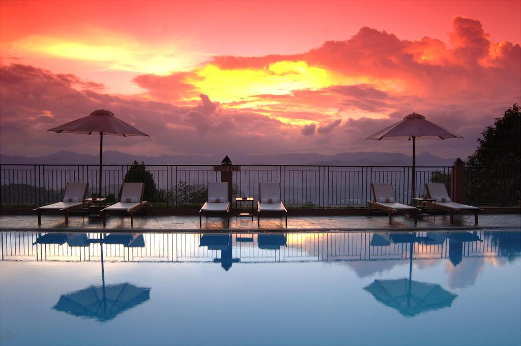 Pool View at Amaya Hills Kandy