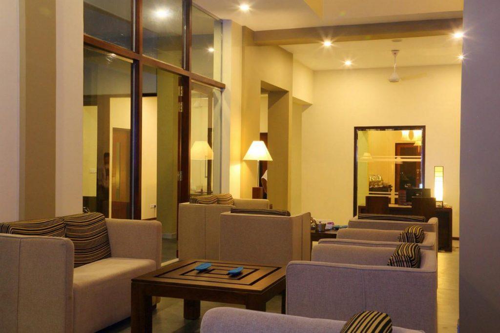 Chandrika Hotel Lobby