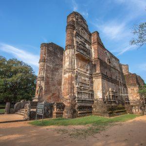 Explore the Ancient City of Polonnaruwa