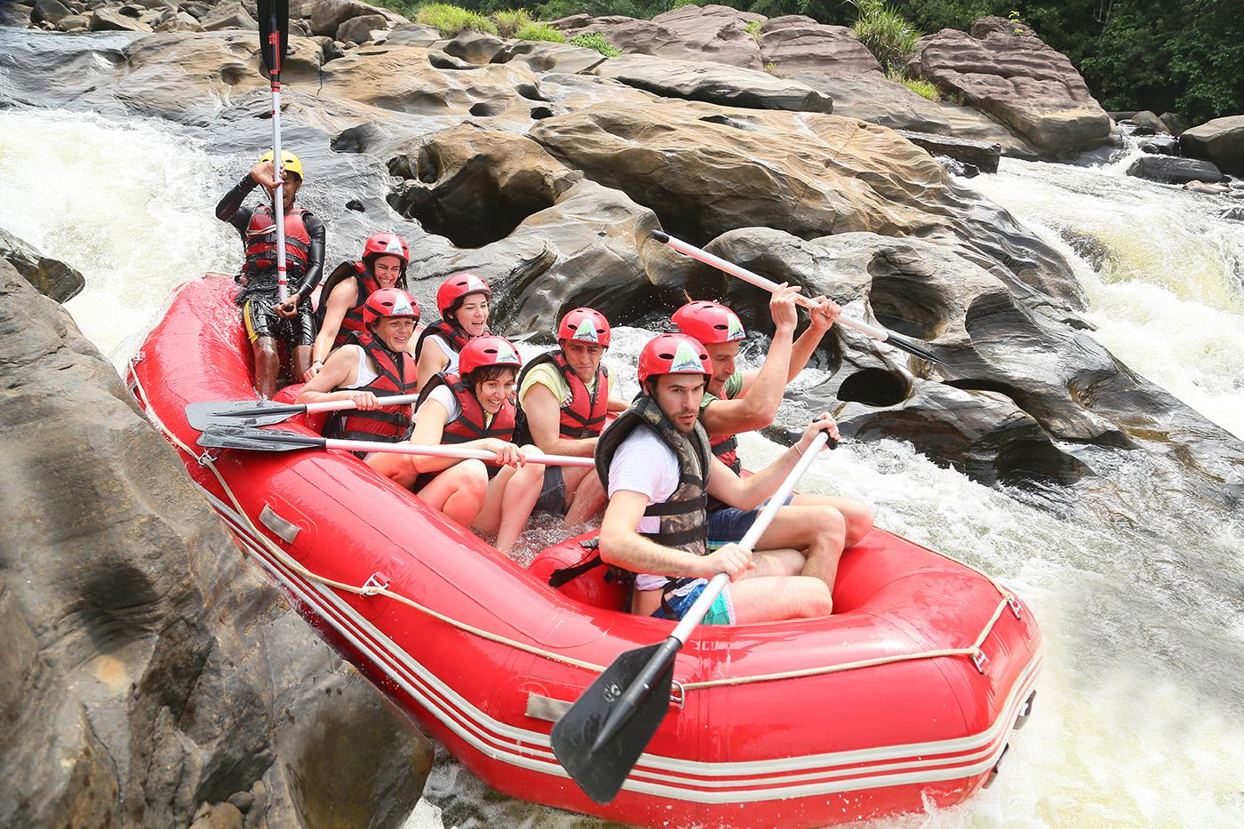 Kithulgala Water Rafting Sri Lanka
