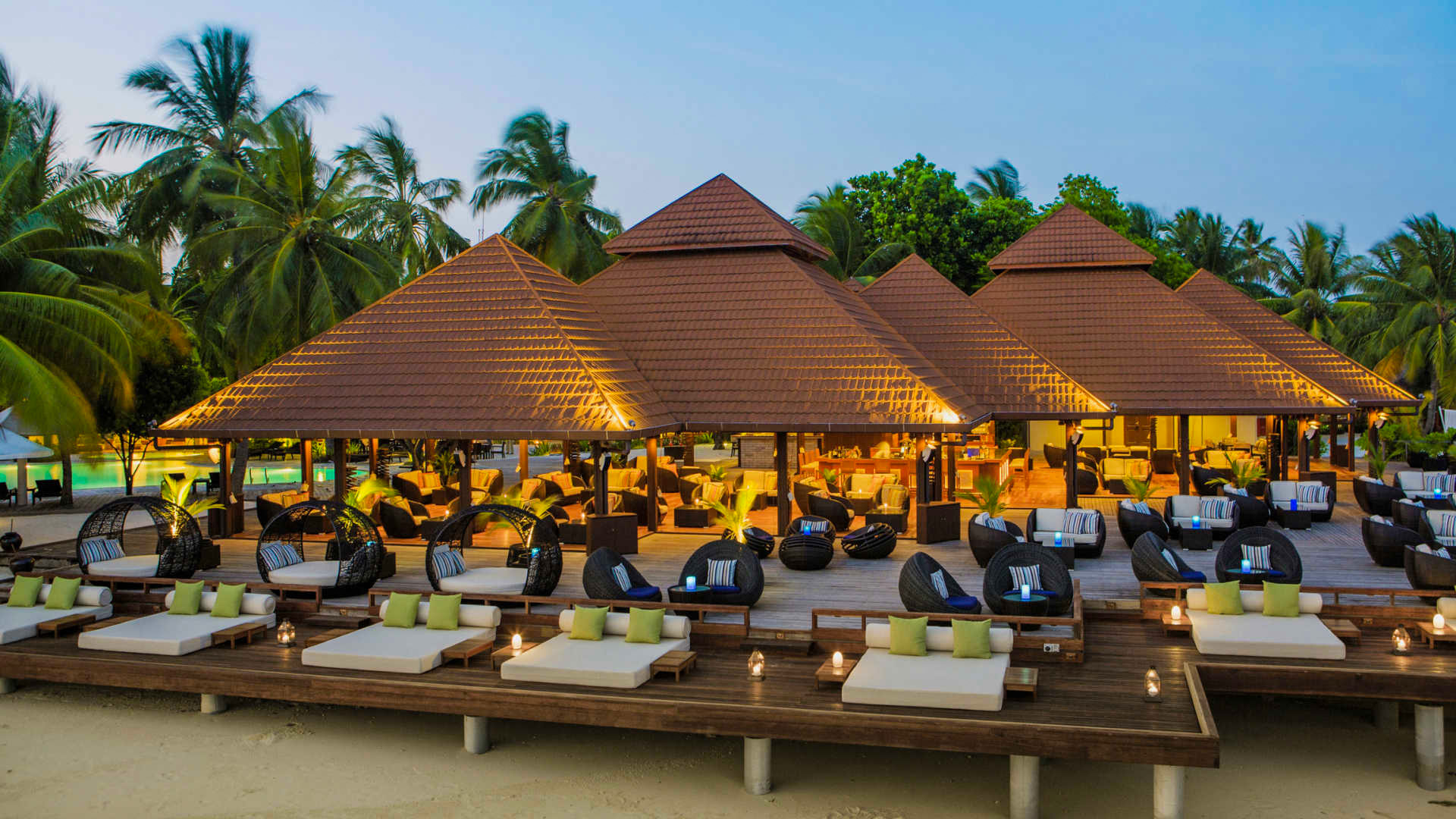 Kurumba Beach Resort in Maldives