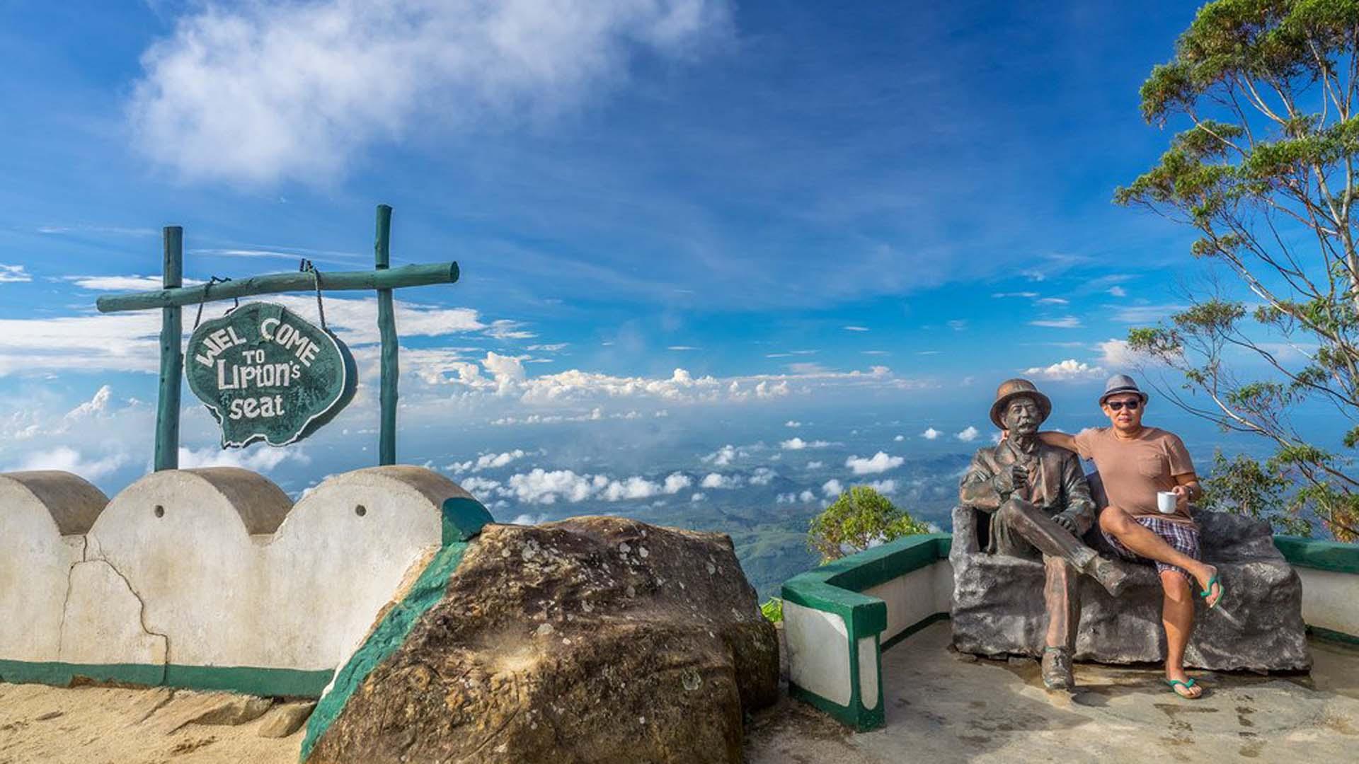Lipton Seat in Sri Lanka