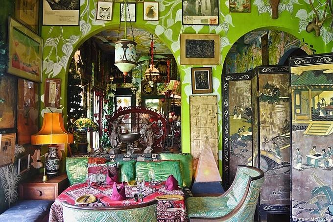 Helgas Folly in Kandy
