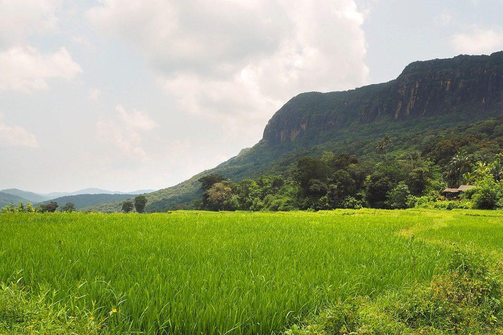 Manigala mountain