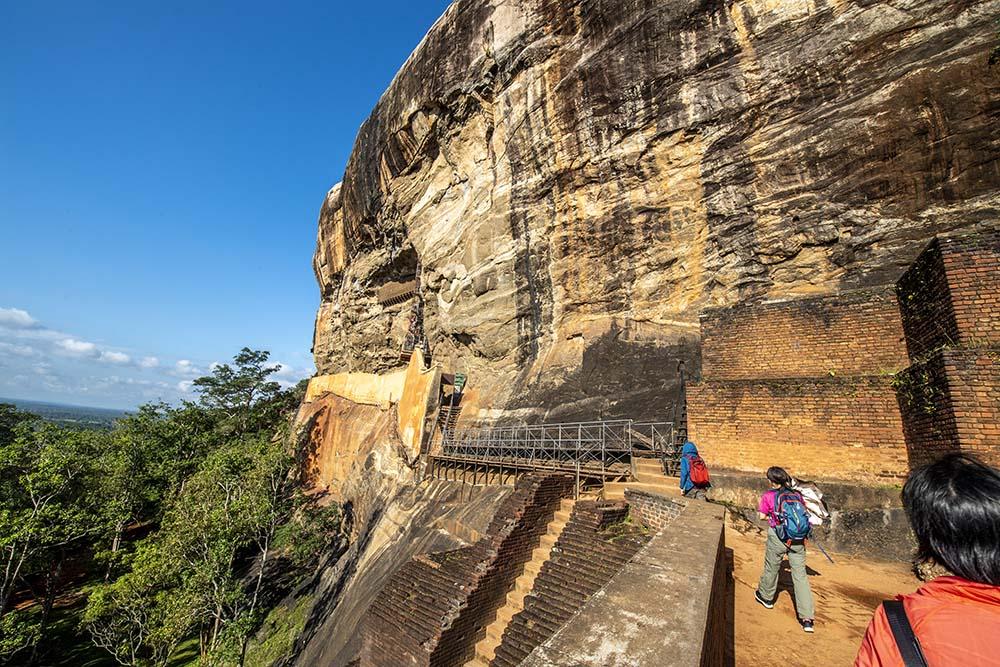 Lion's Rock Fortress – Sigiriya