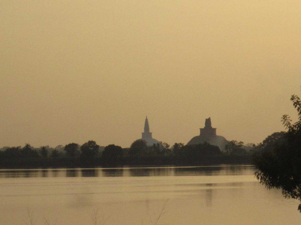 Nuwara Wewa in Ancient Anuradhapura