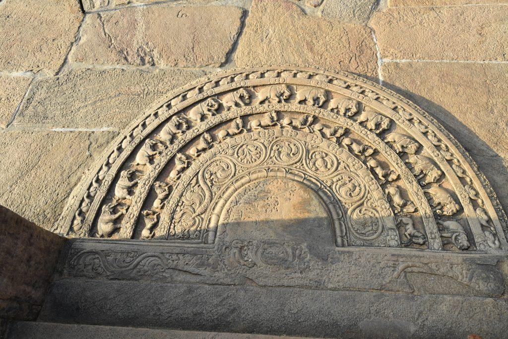 Polonnaruwa Moonstones