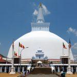Ruwanwelisaya in Anuradhapura