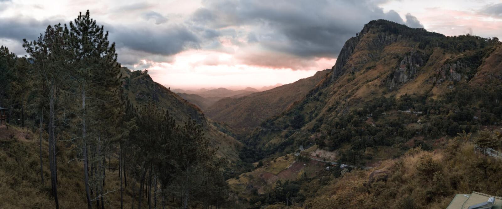 Badulla in Sri Lanka