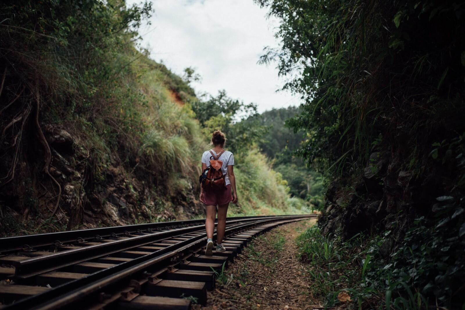 rail walk